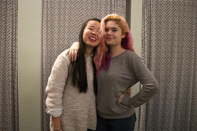 Jennifer & Ella
