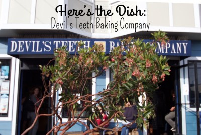 Here's the Dish: Devil's Teeth Bakery