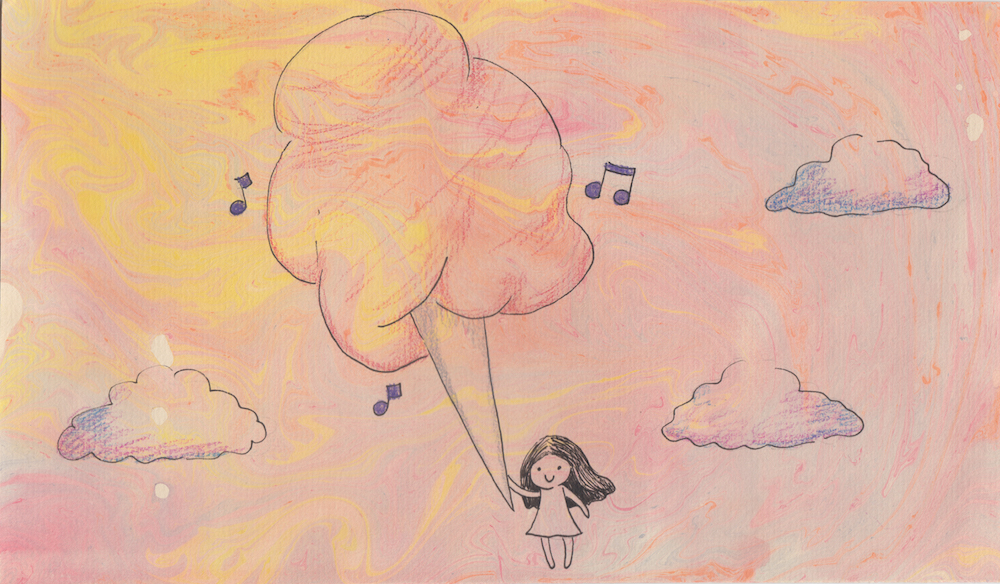 Cotton Candy Melodies: Guess the Song!