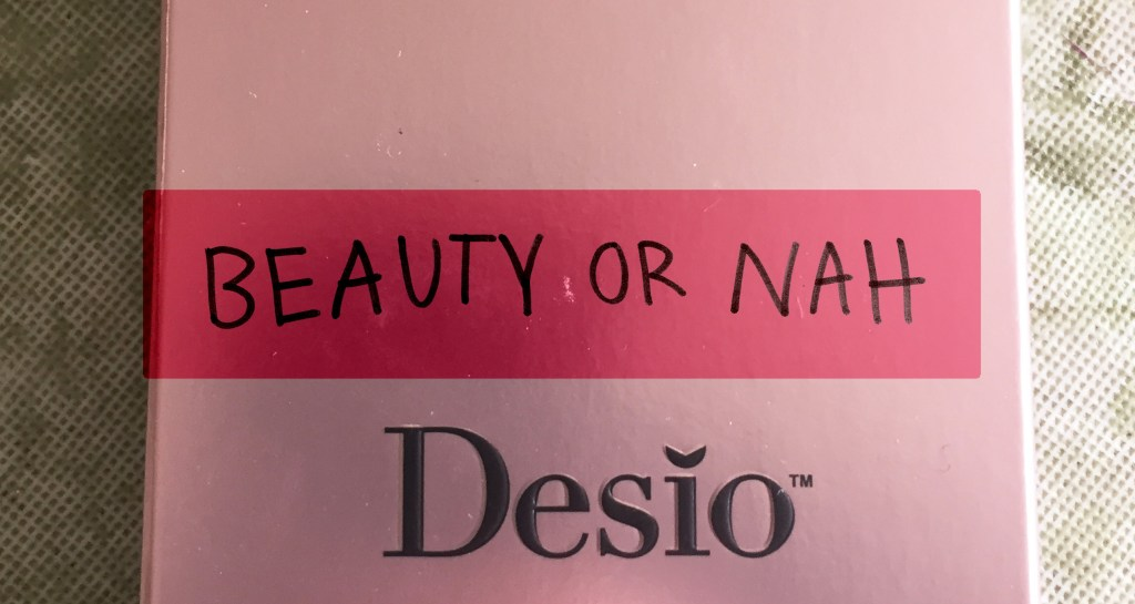 Beauty or Nah: Desio Sensual Beauty Toric Lenses in Desert Dream