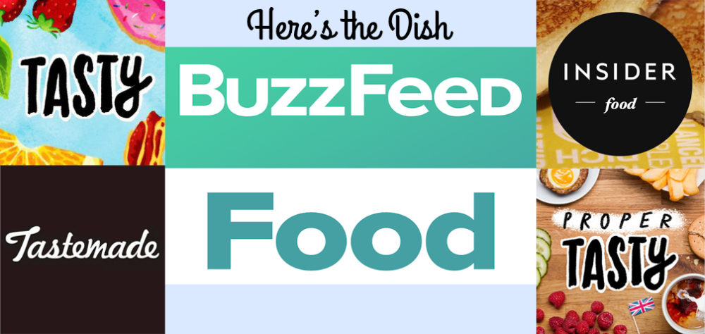 Here's the Dish: The Rise of Short Food Videos