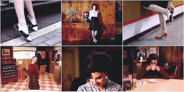 Fashion Soup for the Sartorial Soul: Twin Peaks