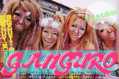 Fashion Soup for the Sartorial Soul: So Subcultured (Ganguro)