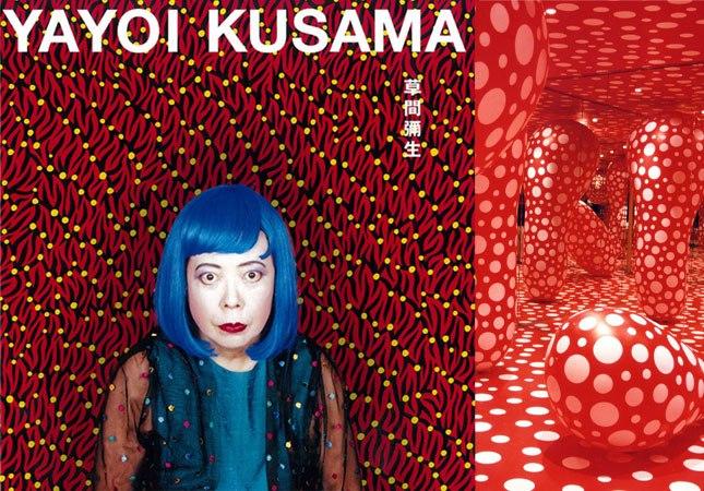 Fashion Soup for the Sartorial Soul: Yayoi Kusama