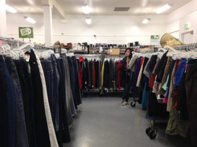 Thrifty Business: The Richmond