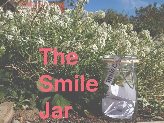 The Road Best Taken: The Smile Jar