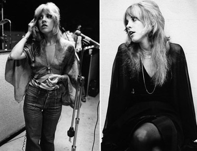 Fashion Soup for the Sartorial Soul: Stevie Nicks