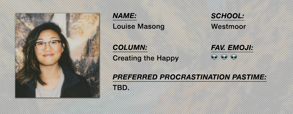 Louise Masong - Creating the Happy
