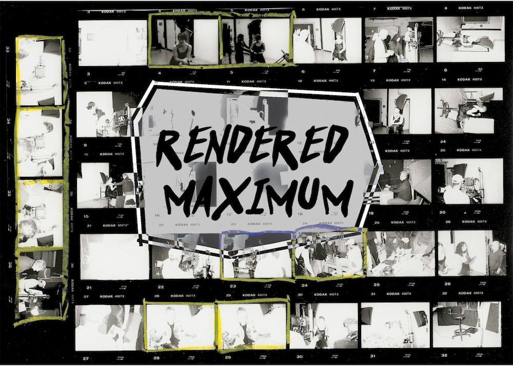 Rendered Maximum: Introduction