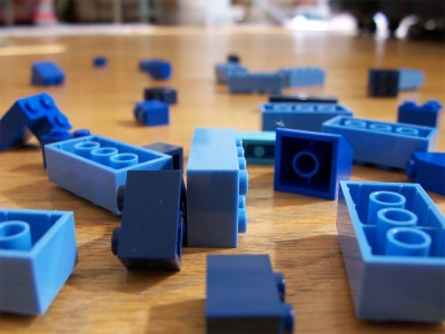 The Builder's Block: Introducing the World of LEGO