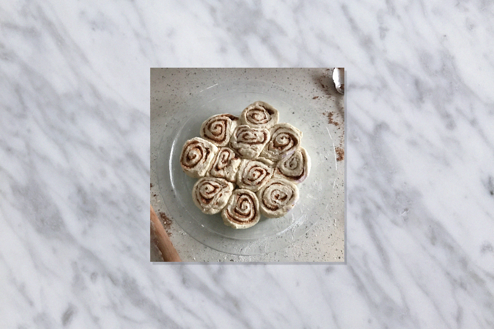 Earth to Belle: Vegan Cinnamon Rolls