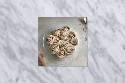 Earth to Belle: Vegan Cinnamon Rolls