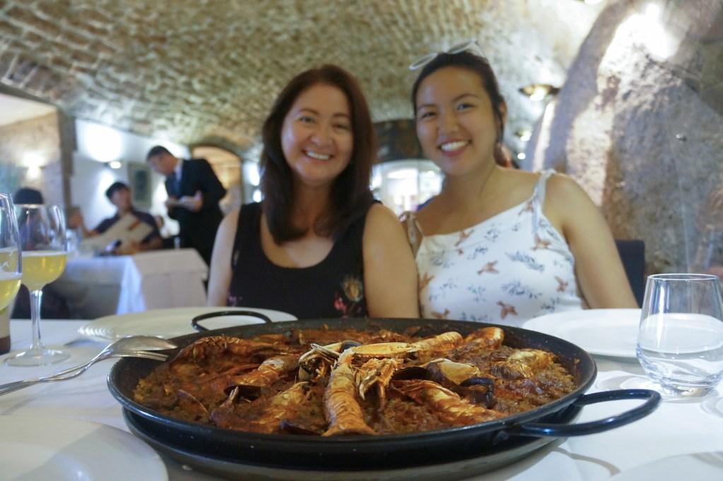 Wandering on Cloud Nine: Spanish Food Guide