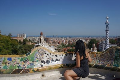 Wandering on Cloud Nine: Hola from España pt 2