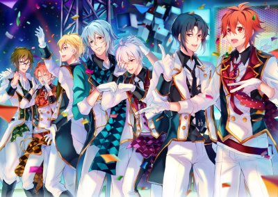 Totally Not a Weeb: IDOLiSH7 Review