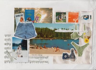 Cut & Paste: Summer in Twain Harte