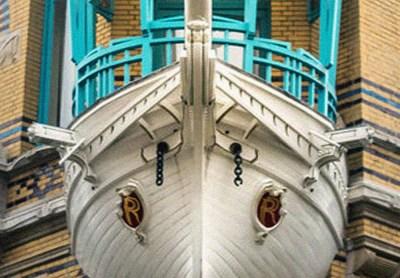 The Builder's Block: Ship's Ahoy