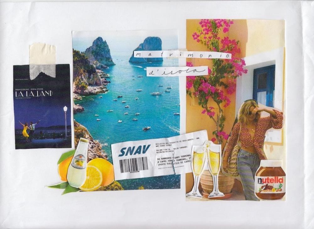Cut & Paste: L'isola di Capri