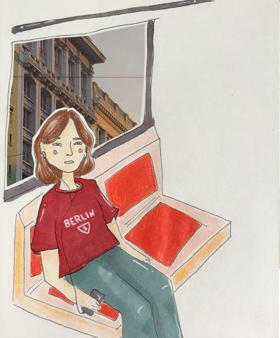 Feeling Nostalgic: Bus Rides