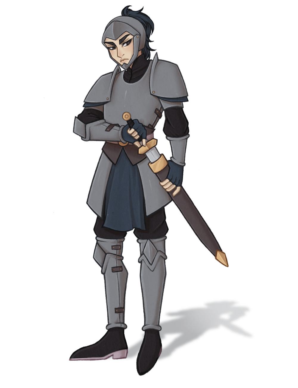 Medieval Fantasy: Knight