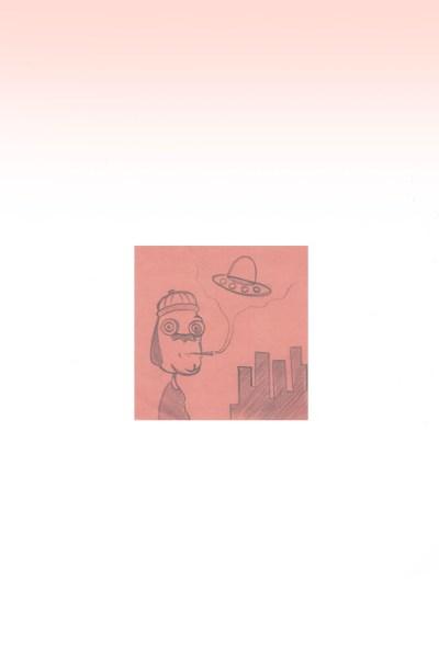 Paper Alien: Doodling