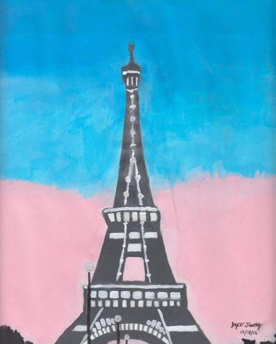 Postcards From: Paris, France II