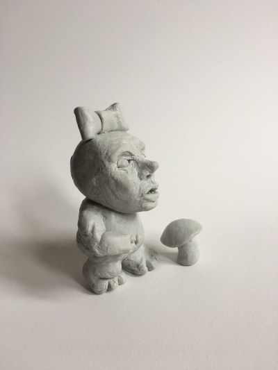 Clay of the Dead: Troll baby