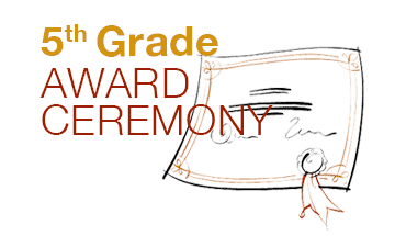 Image result for 5th grade award ceremony