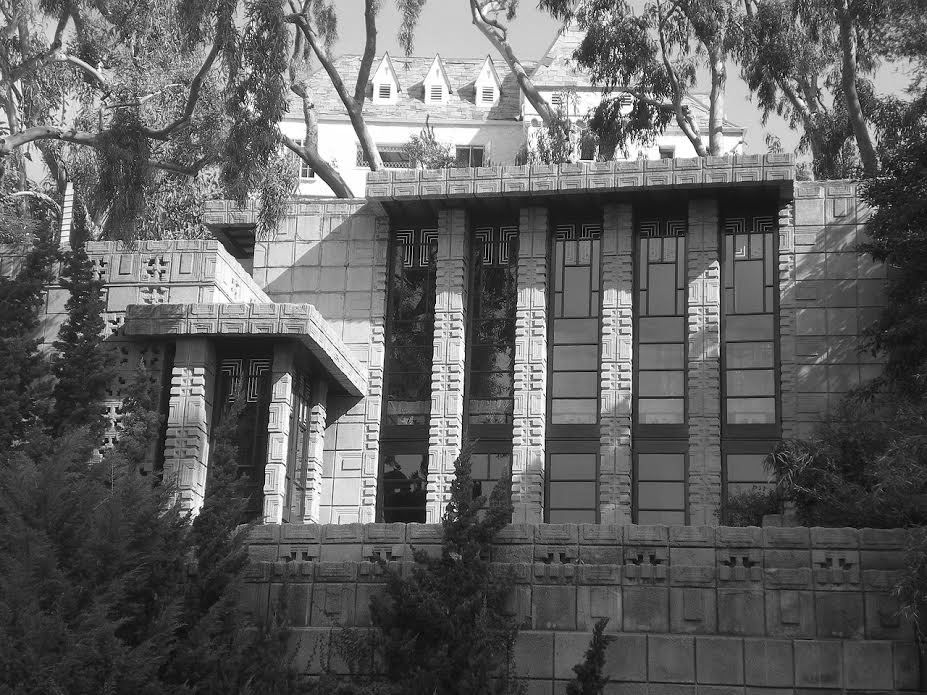 Frank Lloyd Wright House Los Angeles: Frank Lloyd Wright In Los Angeles