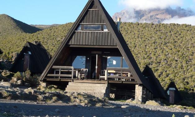 Kilimanjaro Trekking Marangu Route 5 Days
