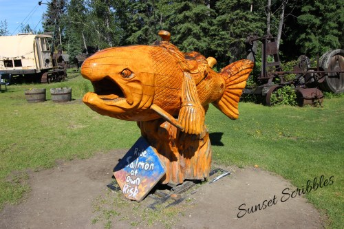 Pioneer Park: Fairbanks, Alaska
