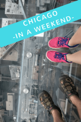 A Weekend in Chicago