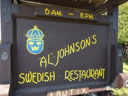 Al Johnson's - Door County