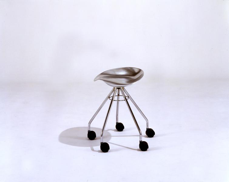 Jamaica Low Stool  Modern Furniture Houston Texas