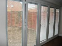 Blinds for folding sliding doors | Sunshade Blinds