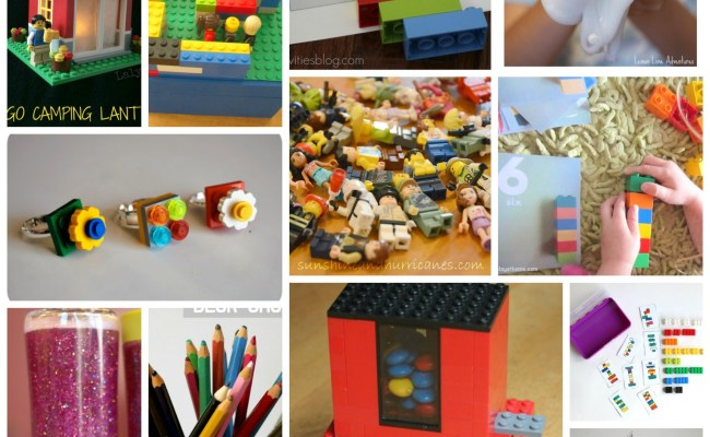Lego Gifts For Lego Lovers Big Small