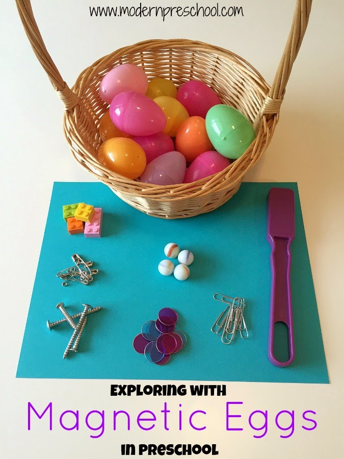 STEM Activities For Kids Easter Project