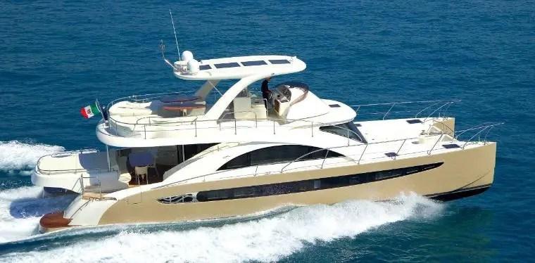 Sunshine Boating 62 Rodriguez Power Cat