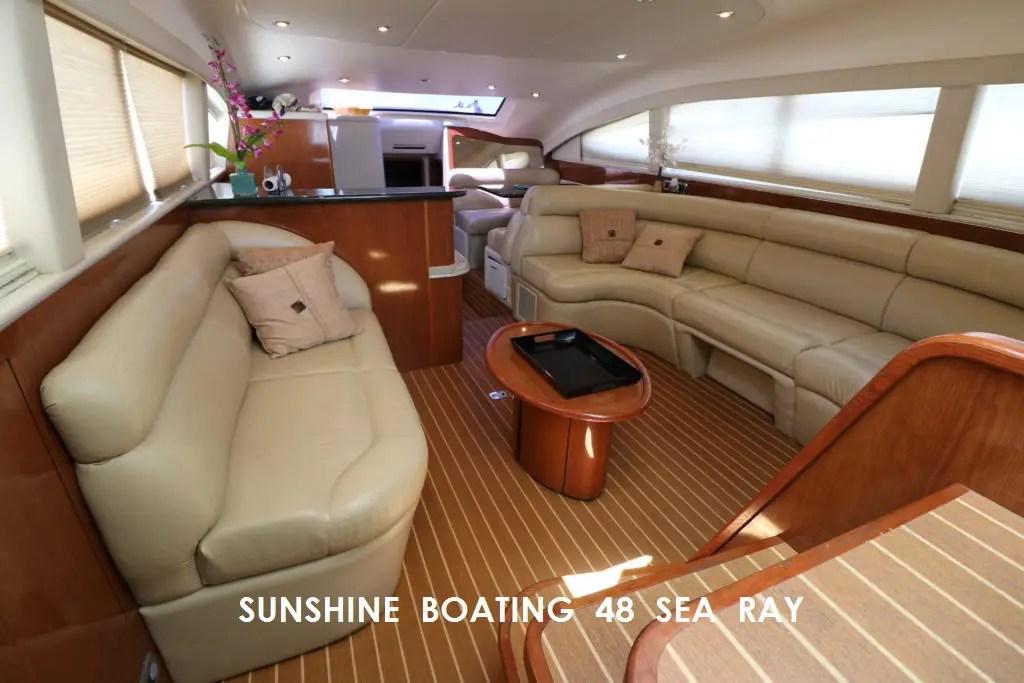 48 Sea Ray Sunshine Boating