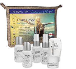 Enviro-Detox Collection Geat for Combination Skin on the Go