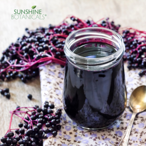 Proven in clinical trials to shorten the duration and reduce symptom severity of common colds, flu, and other viruses, elderberry is bonafide feel-good, taste-good herbal medicine. It strengthens the immune system's natural defenses by packing a nutritional and antioxidant-heavy punch.
