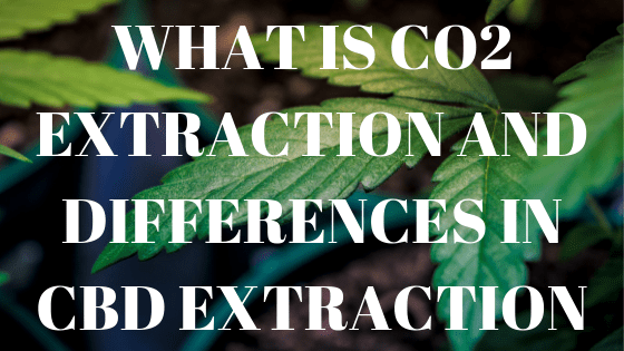 What is CO2 Extraction - Sunshine CBD - Informational Article