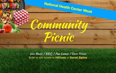 You're Invited! – Community Picnic on Aug. 18th