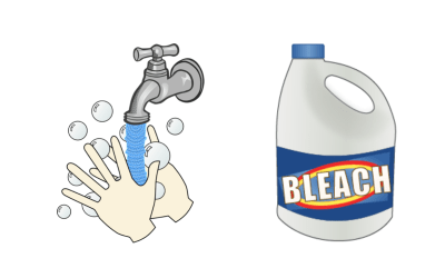 No Water? No Problem! How To Sanitize Without Running Water