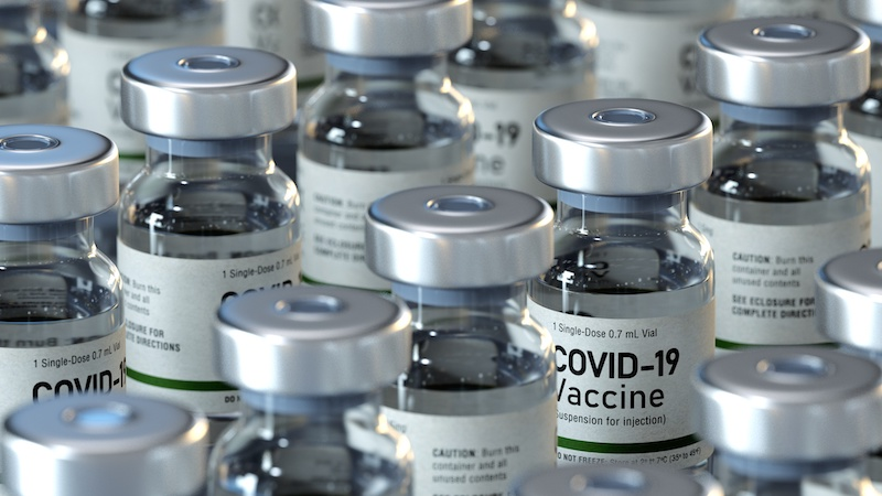 CDC Recommends Pause in Johnson & Johnson Covid-19 Vaccine