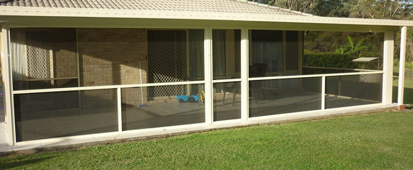 enclose your patio area free yourself