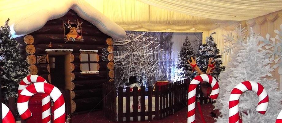christmas party ideas festive