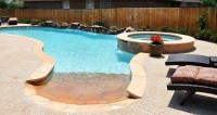 Bryan College station Custom Pool Design photos, Brazos Valley
