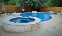 Bryan-College Station Pool builder, The Woodlands custom pool