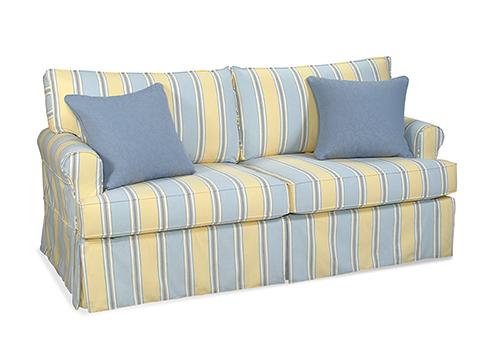 beach print sleeper sofas blue grey sofa decorating ideas recliners and swivel rockers sunshine furniture vero four seasons